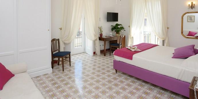 Junior suite Residenza Luce
