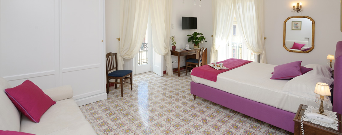 Junior suite Residenza Luce